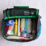 Packliste #5: Die (minimalistische) Kulturtasche einer Reisenden