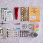 Packliste #2: In der Reiseapotheke – Medikamente für (fast) jede Situation