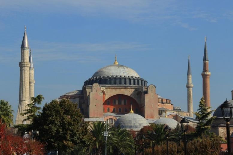Job kündigen und reisen - Istanbul