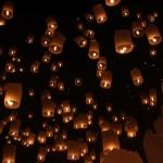 Chiang Mai und das Laternen-Festival