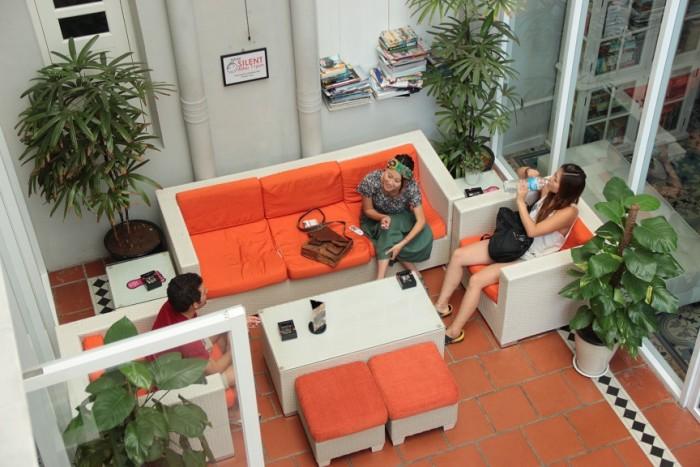 Pink Hostels: Die Reggae Mansion in Kuala Lumpur, Malaysia