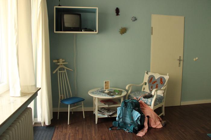 Pink Hostels: Die Hütte 91 in Düsseldorf, Deutschland
