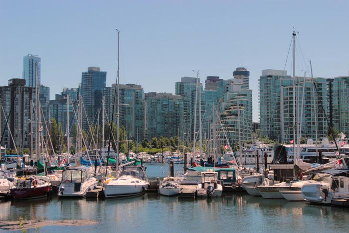 Langzeitreise - Vancouver erleben
