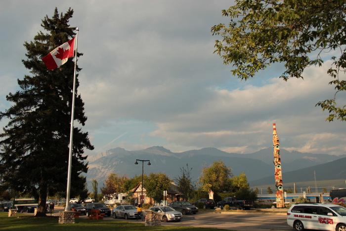 Mit dem Zug durch Kanada: Via Rail Kanada Jasper in den Rockies