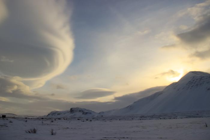 Island-Kosten-eine-Woche-Sonnenuntergang