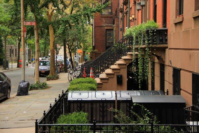 New-York-Bilder-Love-Lane