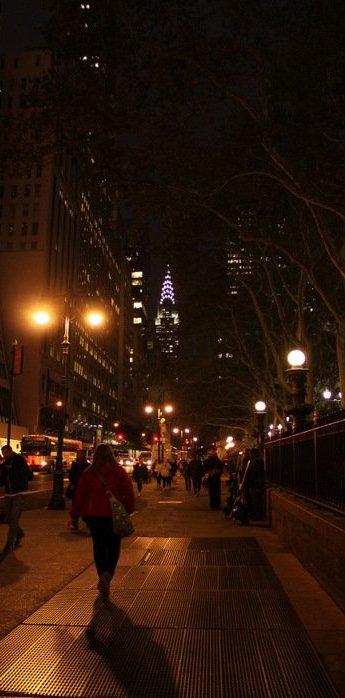 New-York-Bilder-Strassen-nachts