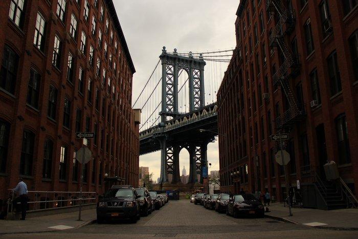 New-York-Bilder-Williamsburg-Bridge