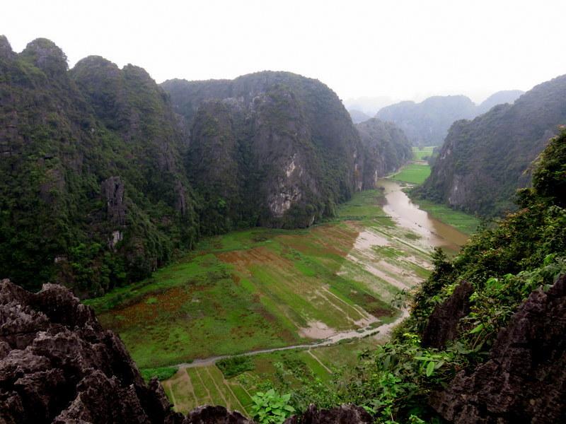 Reisen mit Hashimoto und Schilddruesentabletten - Nimh Binh Vietnam