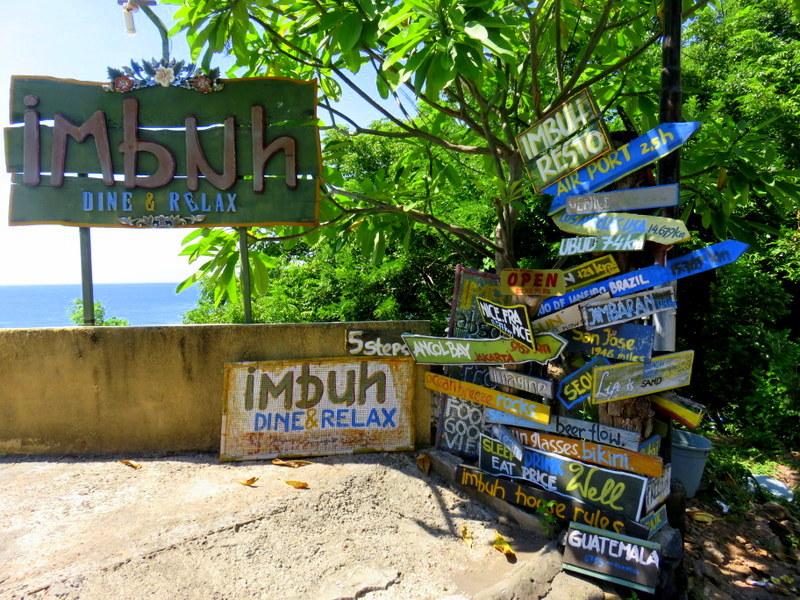 Reisen mit Hashimoto und Schilddruesentabletten - Schilderwald Bali