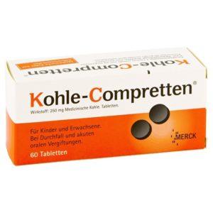 Kohle Tabletten Reiseapotheke kaufen