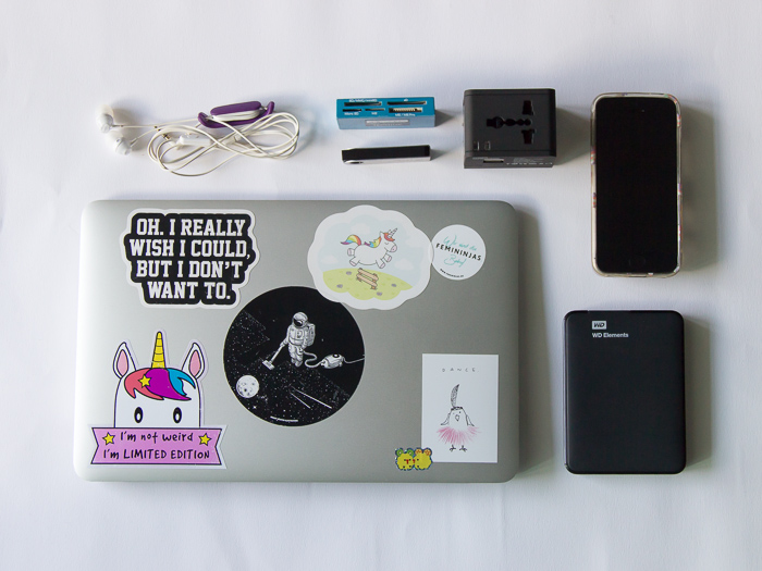 Diebstahlsicherer Rucksack für Deinen Laptop