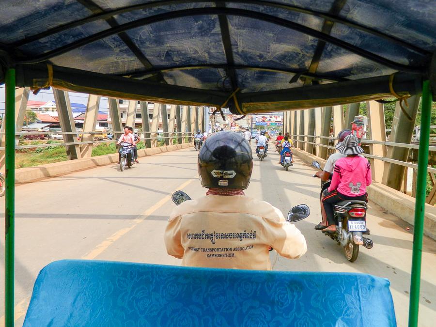 Kambodscha-TukTuk