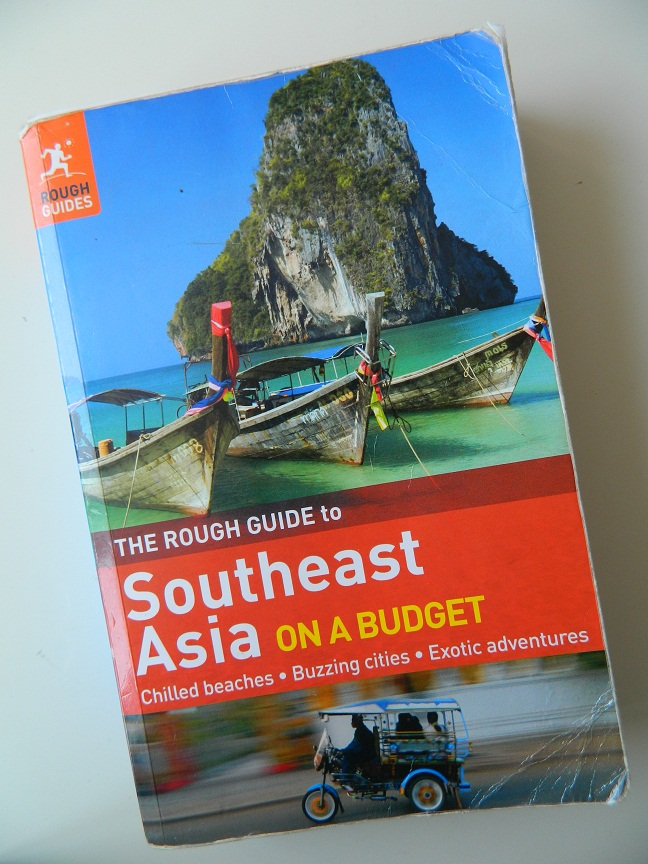 Rough Guide South East Asia on a budget