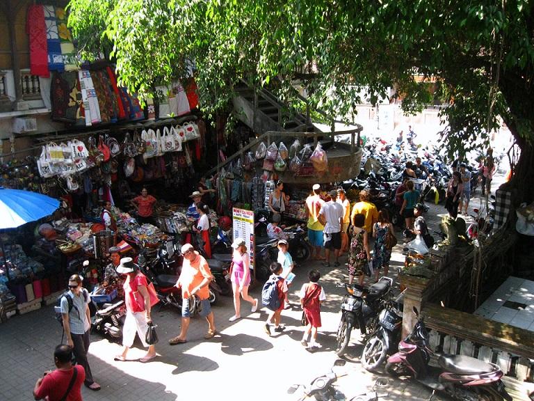 Bali Ubud Indonesien