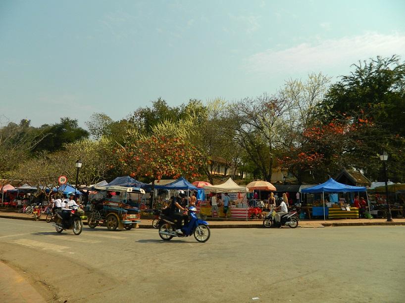 Job kündigen und reisen - Laos