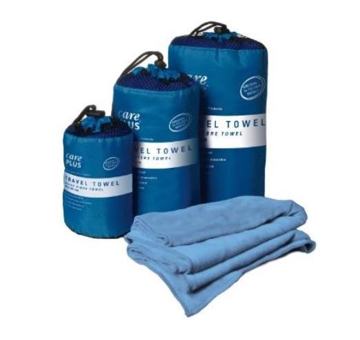 Richtig Koffer packen mit Tropicare Handtüchern
