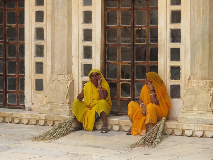 Als Frau in Indien reisen - Andere Kleidung