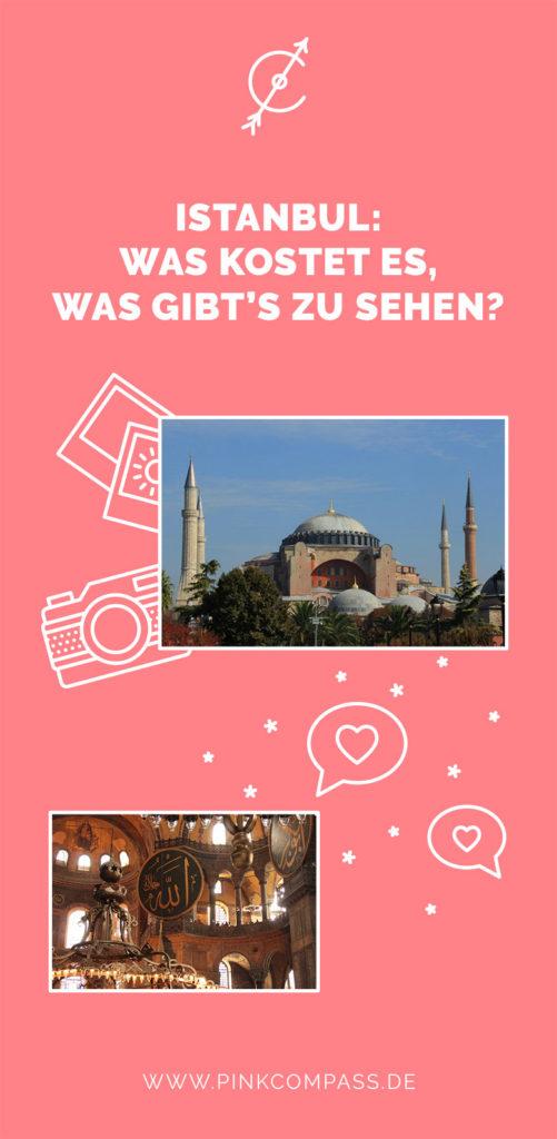 Wie viel Budget brauchst Du für Istanbul?