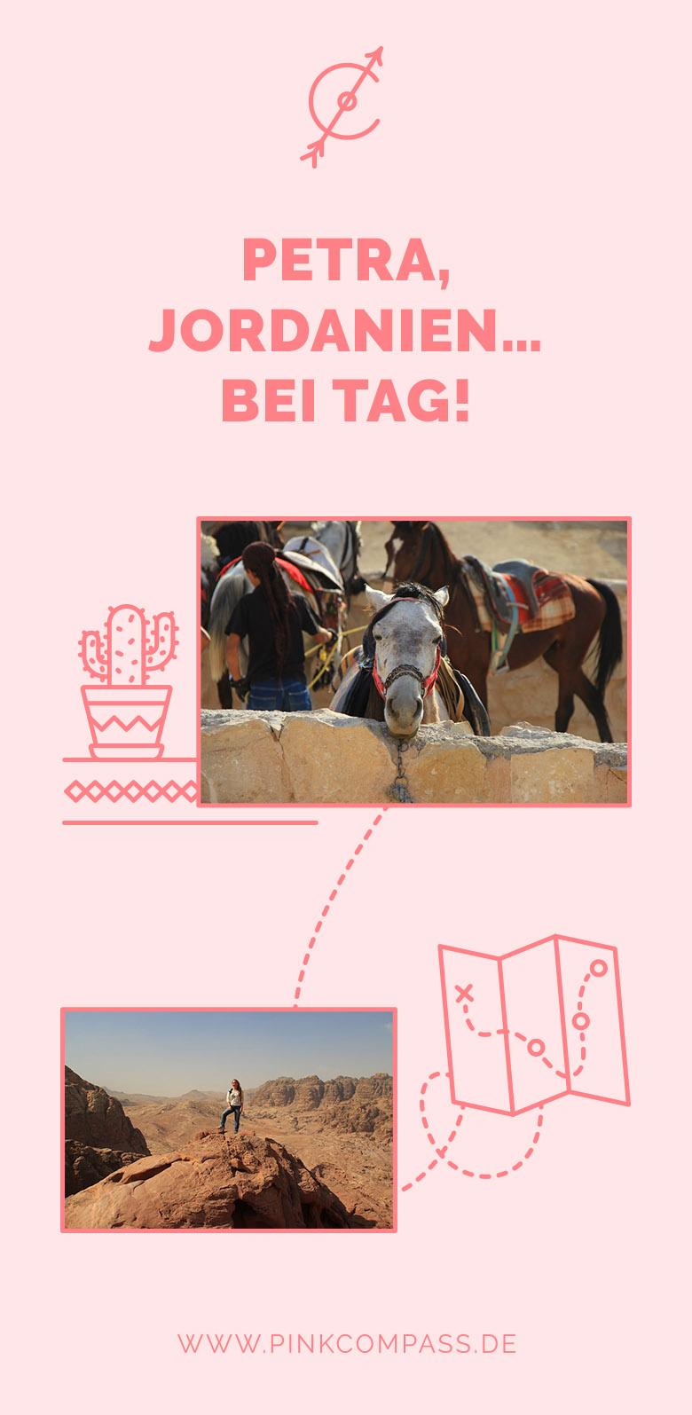 Tipps für Deine Reise nach Petra, Jordanien - bei Tag!