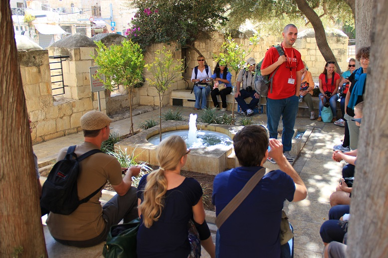 New Sandemans Old City Tour in Jerusalem