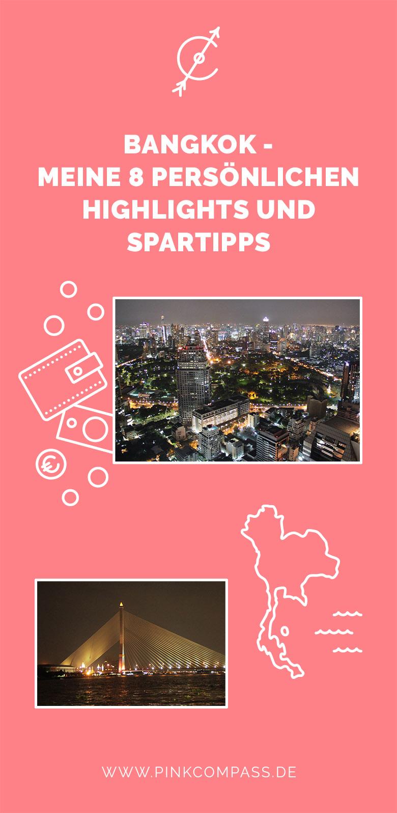 Meine Spartipps für Bangkok
