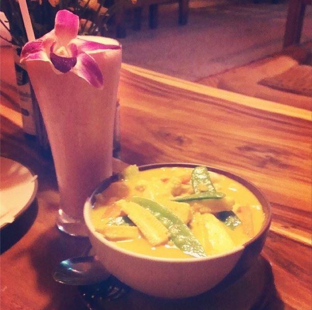Bangkok - ethos Restaurant für Vegetarier & Veganer