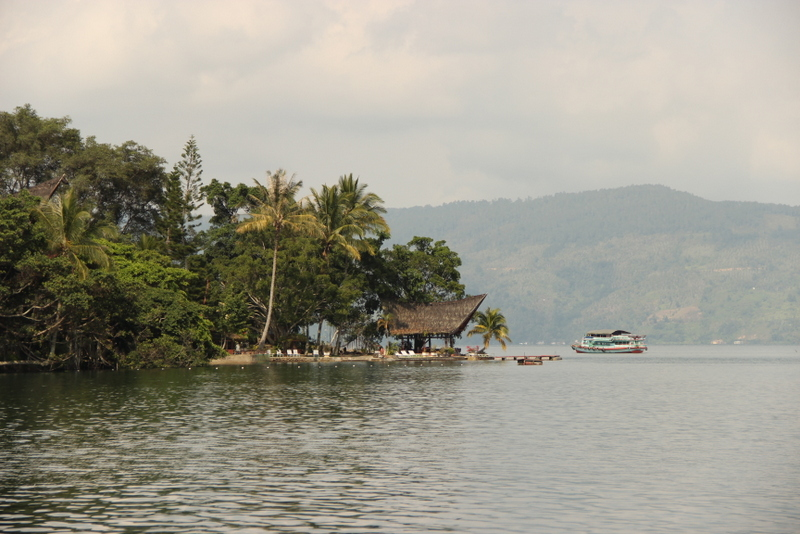 Indonesien Sumatra Lake Toba