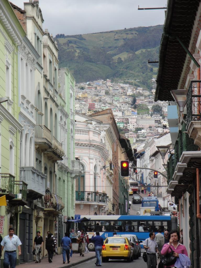 Ecuador - Als Frau alleine bereisen