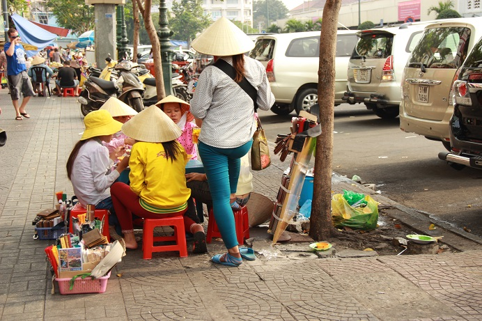 Vietnam Urlaub - Saigon und seine Bewohner