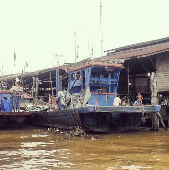Indonesien Visum - Ankunft auf Sumatra