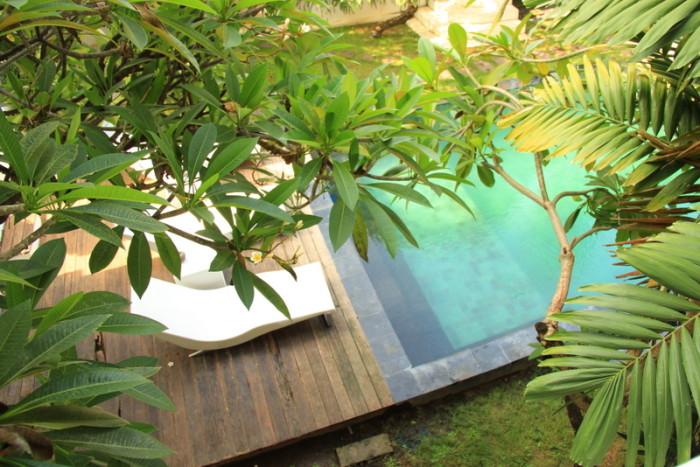 Bali Kuta Island Hotel Ausblick
