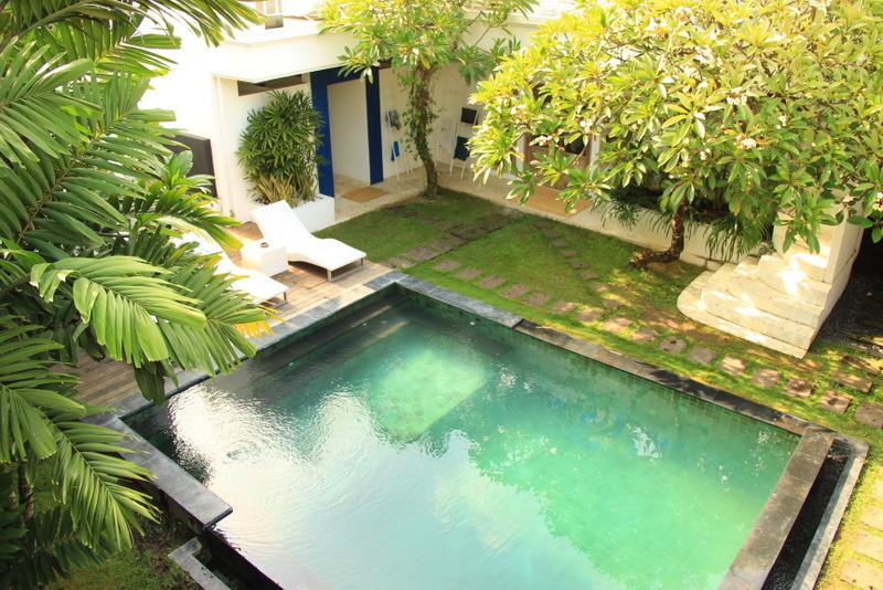 Hostel Bali: Kuta Island Hotel Pool