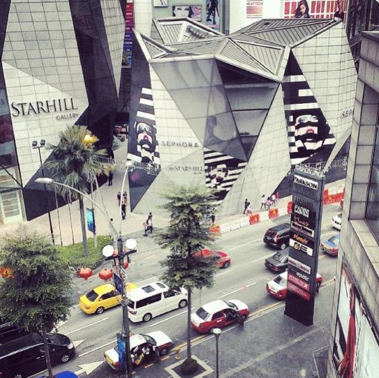 Kuala Lumpur Shopping Pavillion Mall