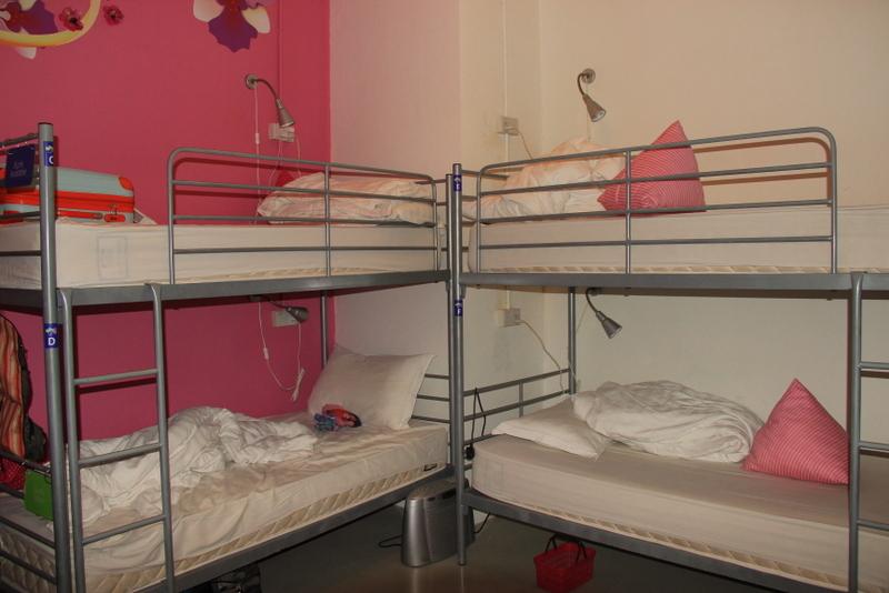Airbnb Erfahrung – Five Stones Hostel Singapur Female Dorm