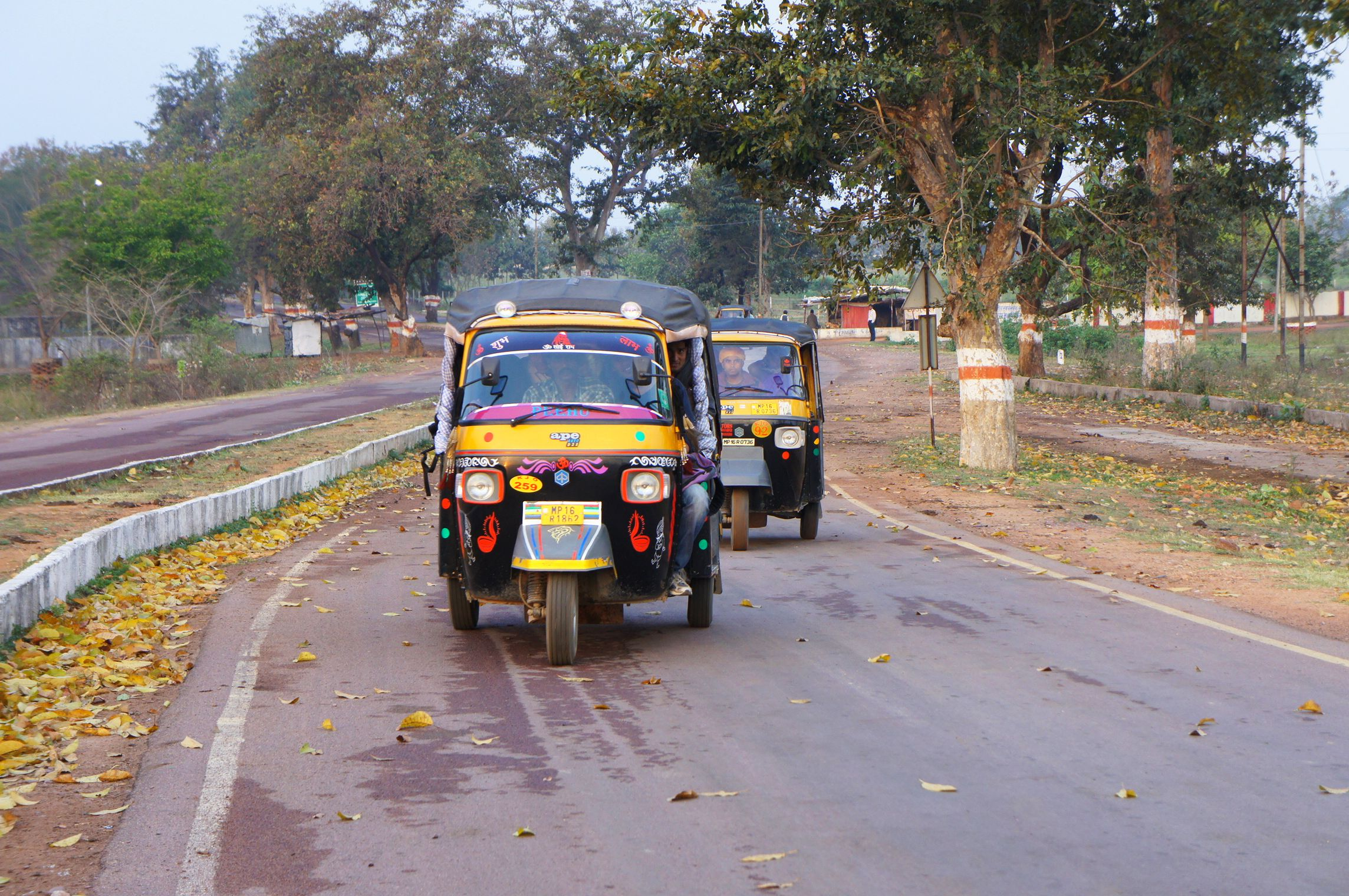 Als Frau in indien reisen - Tuk Tuk und die Abzocken