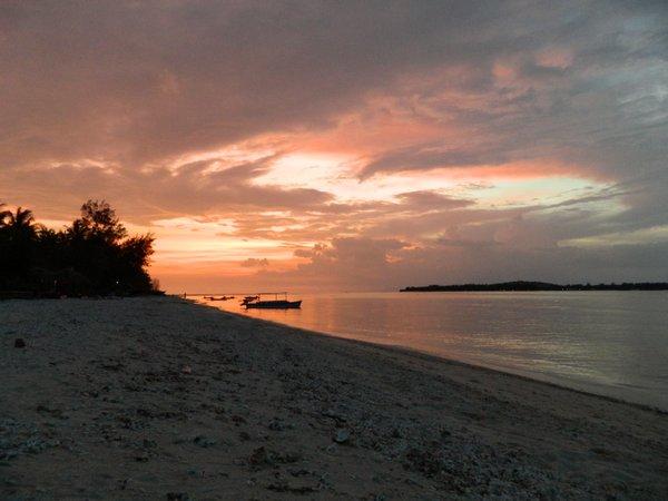 Als Frau alleine nach Bali - Gili Islands