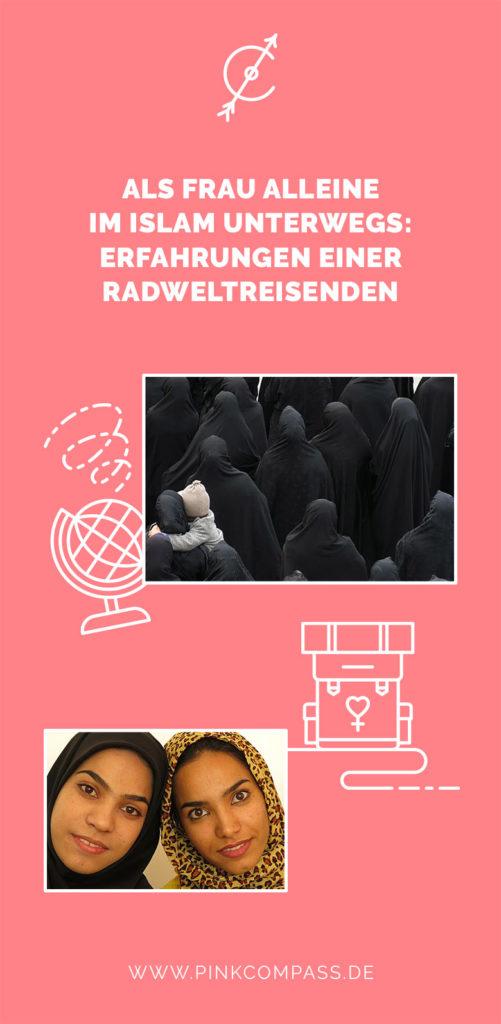 Als Frau alleine im Islam unterwegs – Erfahrungen einer Radweltreisenden