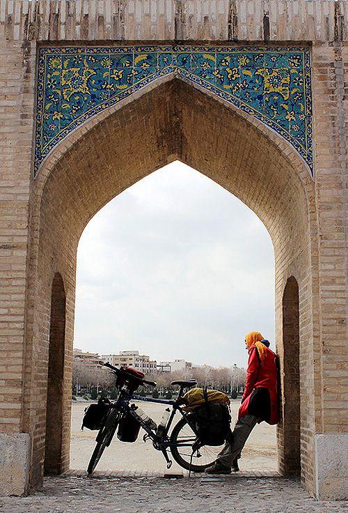 Als Frau alleine im Islam auf reisen