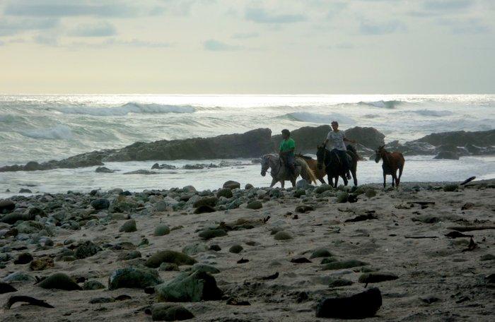 Costa Rica Urlaub Kosten- Reiten