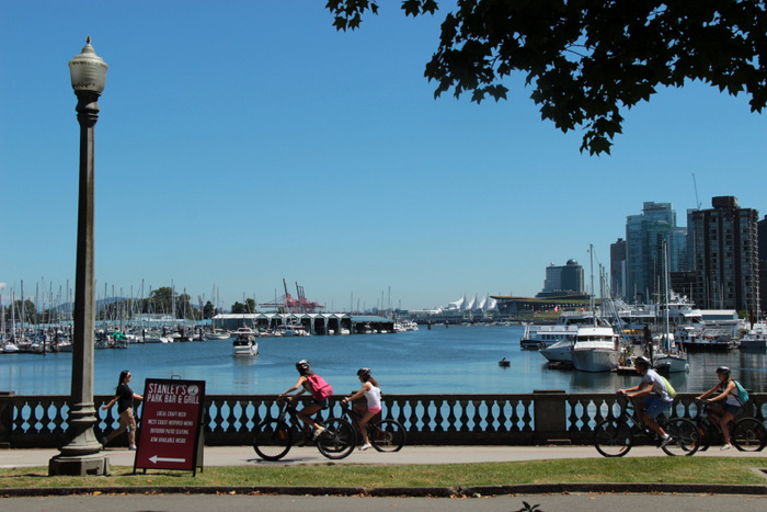 Langzeitreise - Vancouver genießen