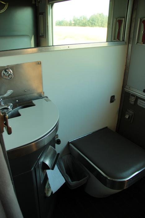 Via Rail Canada - Einzel-Schlafkabine