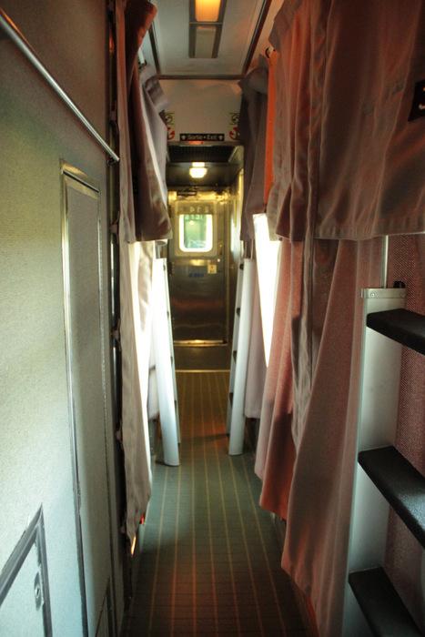 Via Rail Canada - Zweier Kabinen Gang
