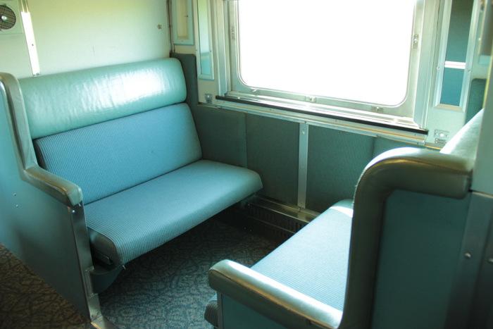 Via Rail Canada - Zweier Kabinen