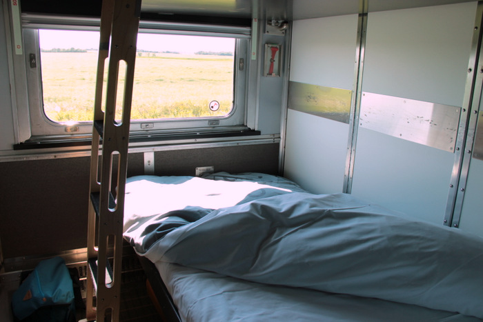 Via Rail Canada - Schlafkabine