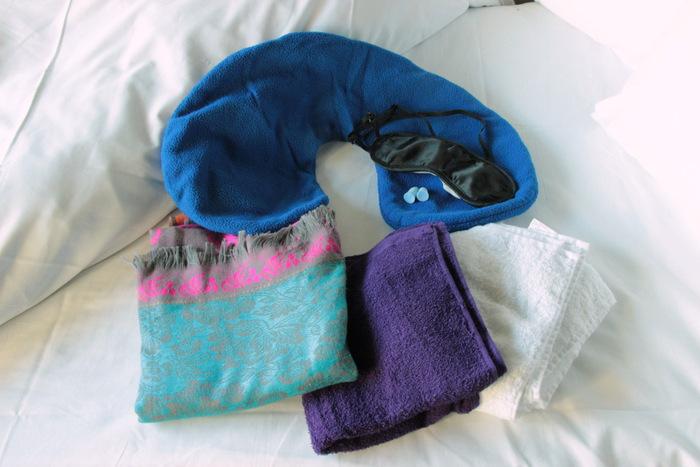 Packliste - Handgepäck für lange Zugfahrten - Extras