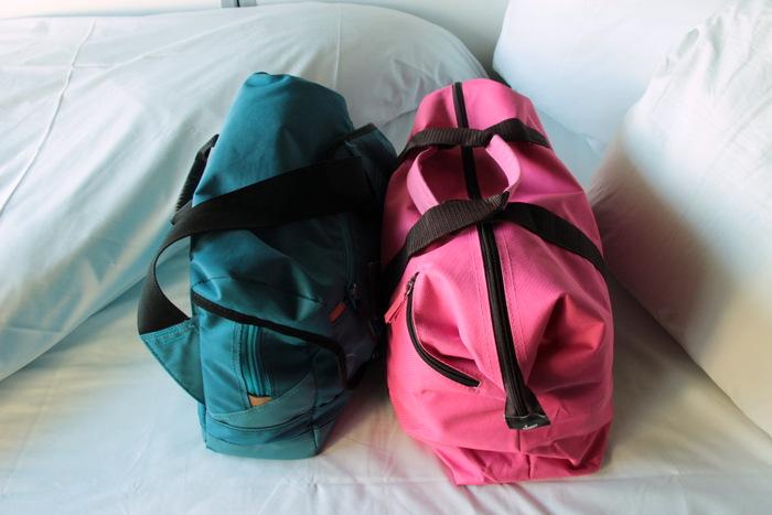 Packliste - Handgepäck für lange Zugfahrten - Gepackt