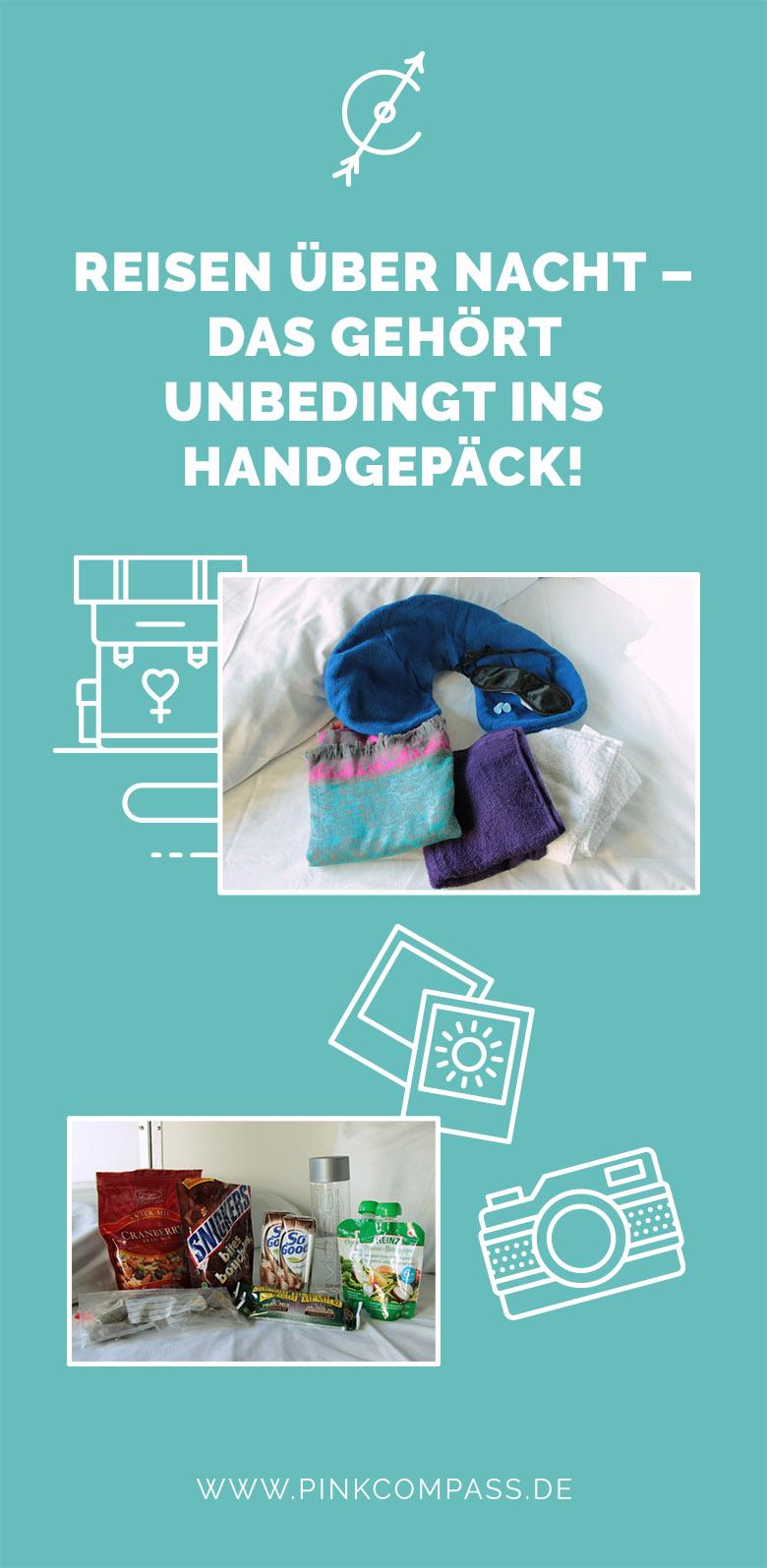 Diese Sachen solltest Du unbedingt im Handgepäck haben, wenn Du über Nacht reist