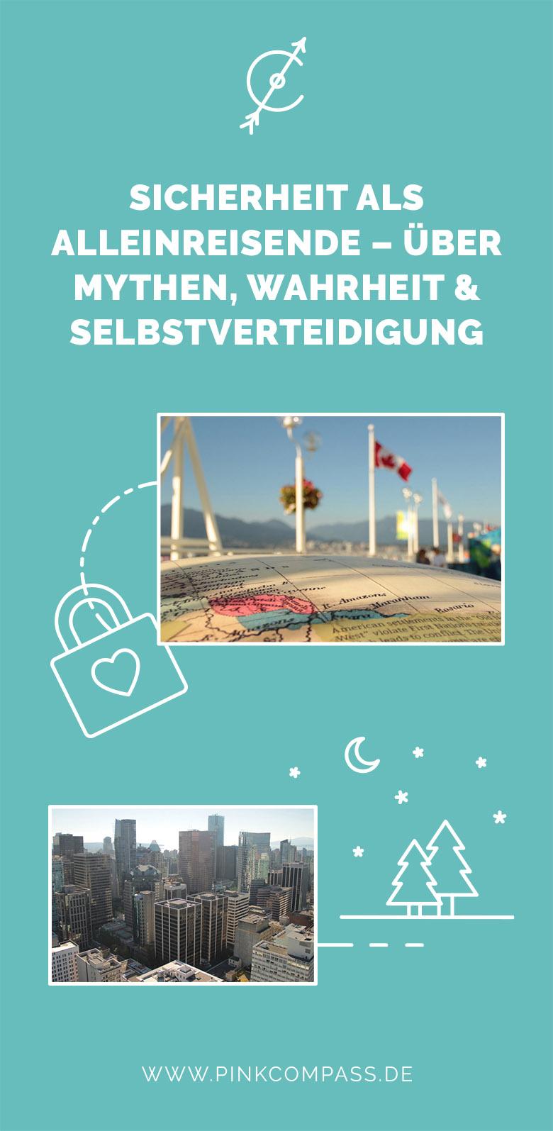 Urlaub alleine - Die besten Tipps zur Sicherheit