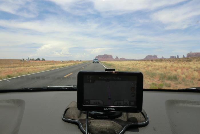 Roadtrip USA - Immer mit Navi!